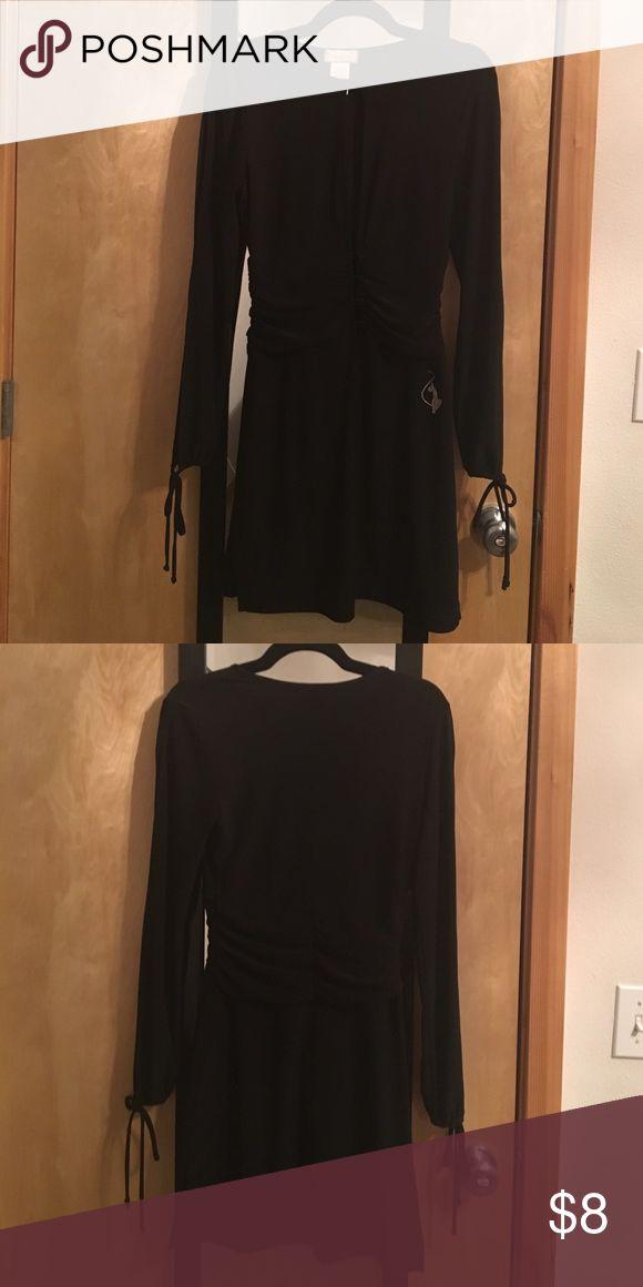 BabyPhat - Sexy Lil Black Dress BabyPhat - Sexy Lil Black Dress Used! Good Condition! BabyPhat Dresses Midi
