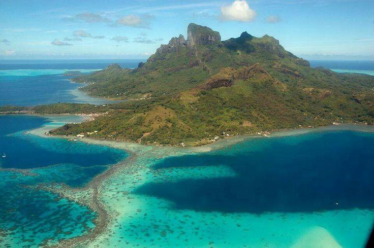 Kiribati Island is so beautiful.