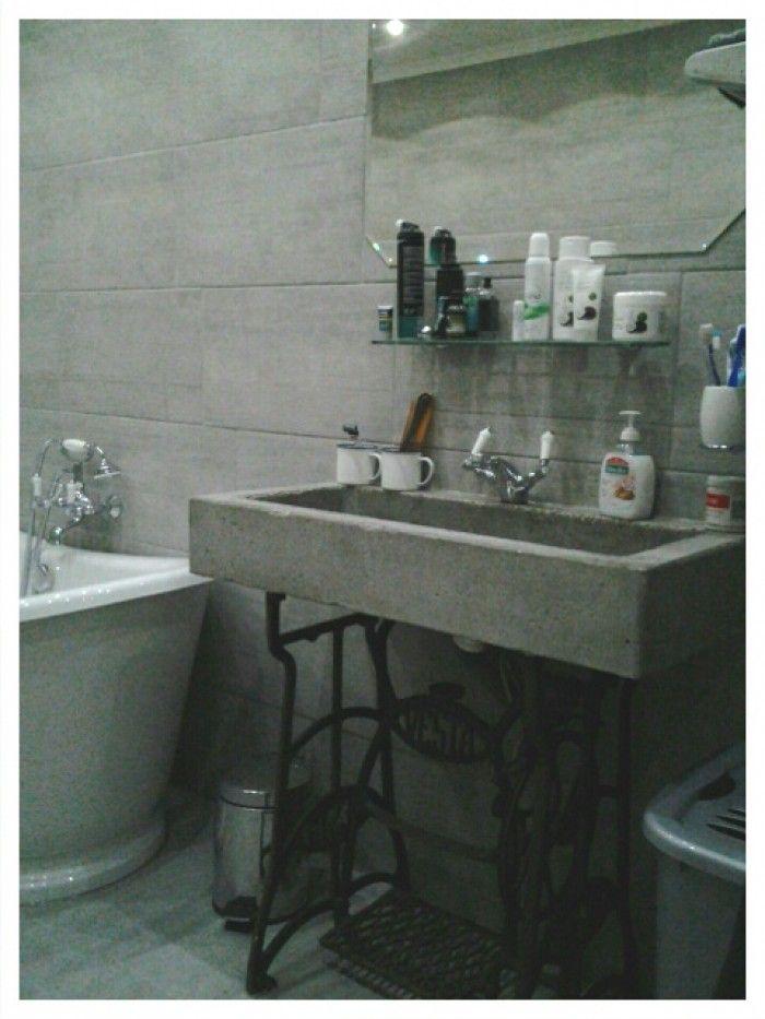 lavabo onderstel