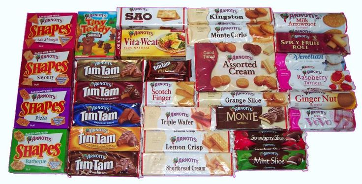 Arnotts Biscuits is in the top of frequent purchasing by senior from 40s to 60s