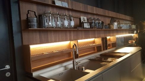 Tendencia en diseño de cocinas – Salone del Mobile – Milán – Virginia Di Leoni