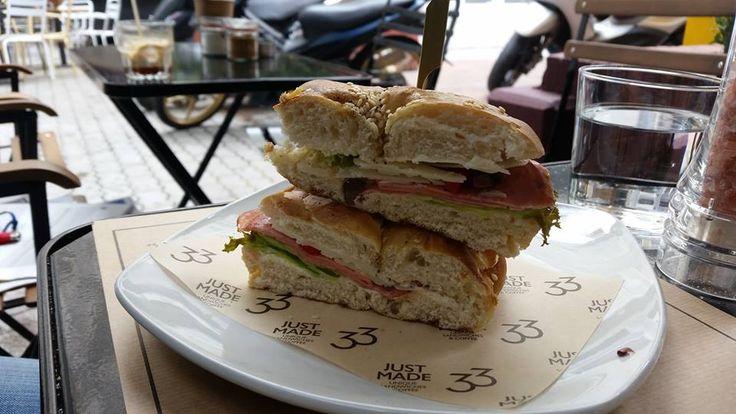Just Made - Sandwich