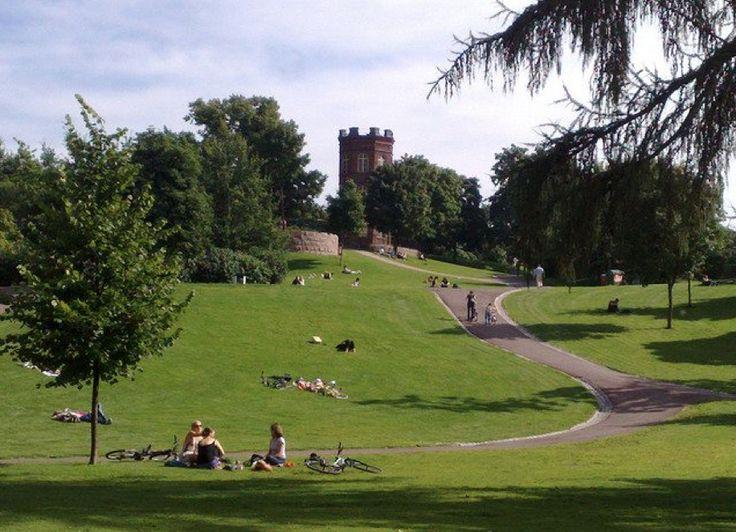 The Sinebrychoff Park
