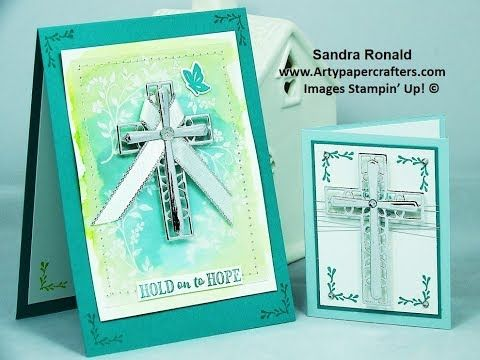 Stampin Up Hold on to Hope