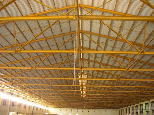 We are manufacturers in India of Industrial Sheds, Suppliers Industrial Sheds, Industrial Sheds Delhi