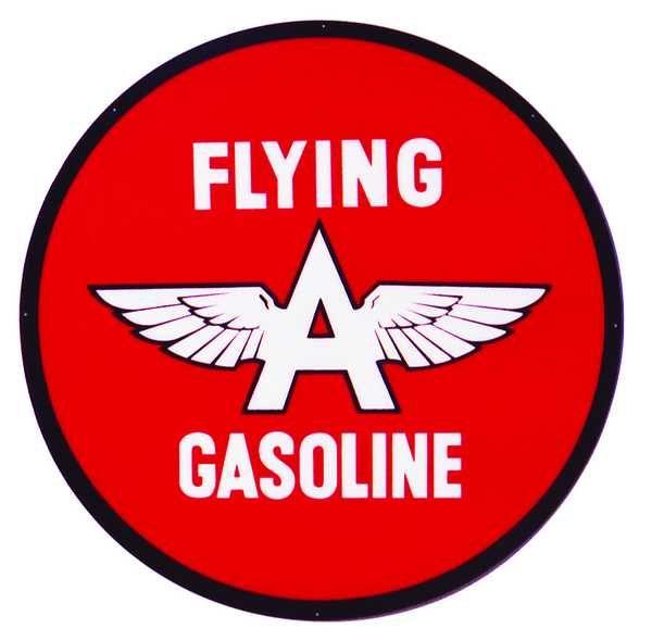 Flying Gasoline