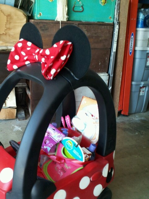Minnie Mouse Cozy Coupe Little Tykes Cozy Coupe