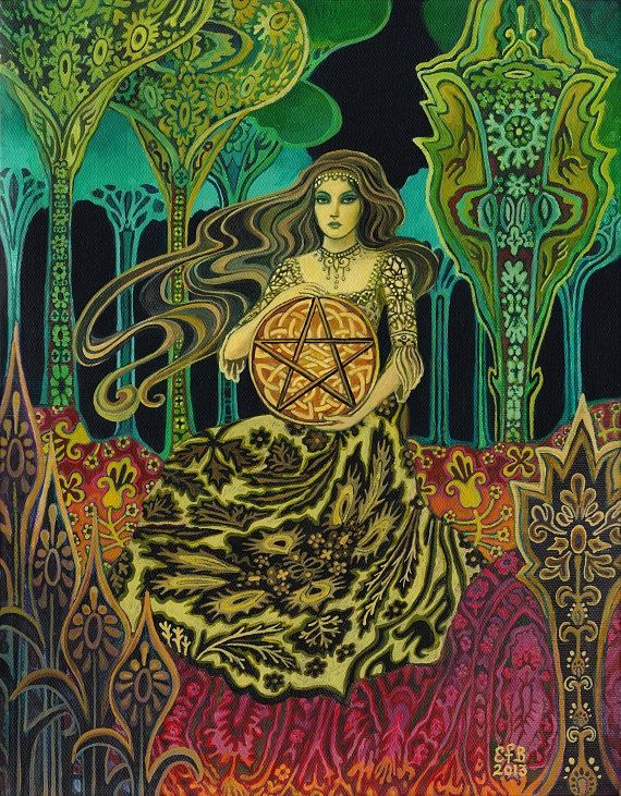 304 Best Images About Tarot Art On Pinterest