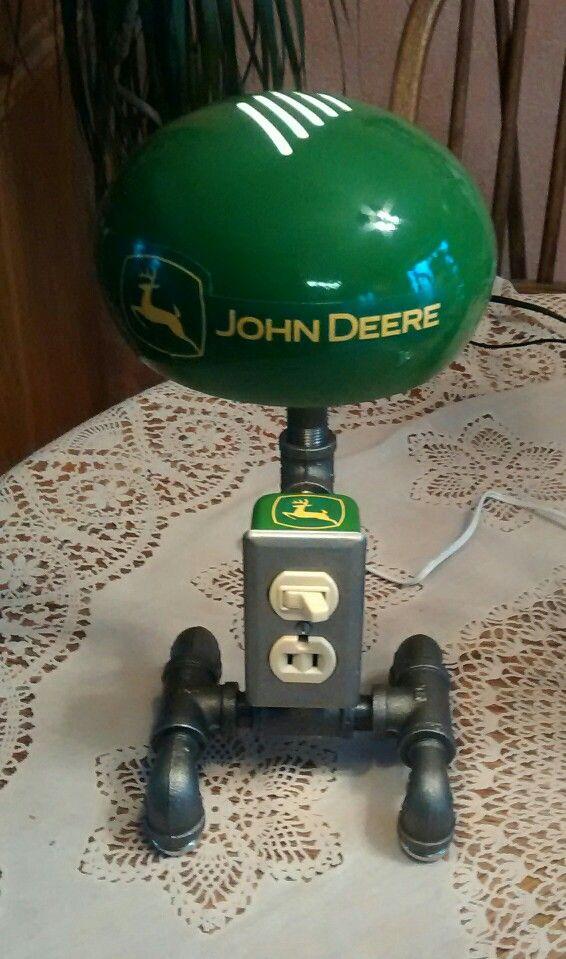 John Deere Desk : Best images about light up my life on pinterest