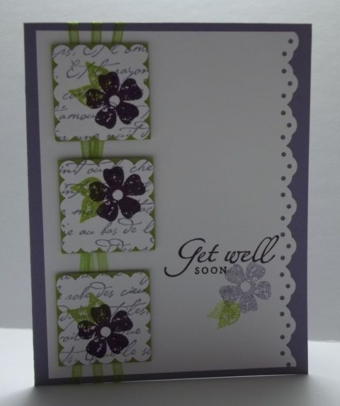 Vintage get well by Shelly923 - Cards and Paper Crafts at Splitcoaststampers