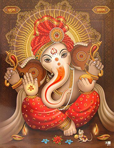 Lord Ganesha / Shree Ganesh / Shri Ganpati Poster (Size: ... https://www.amazon.com/dp/B00NRSTXUA/ref=cm_sw_r_pi_dp_clVyxbXK9XM9D