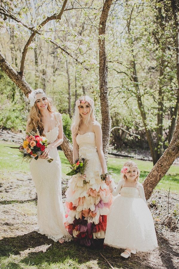 Boho Wedding Bridesmaids Styled Shoot Web 71 By