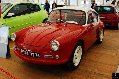 71 best images about veiculos alpine renault on pinterest - Garage renault les milles ...