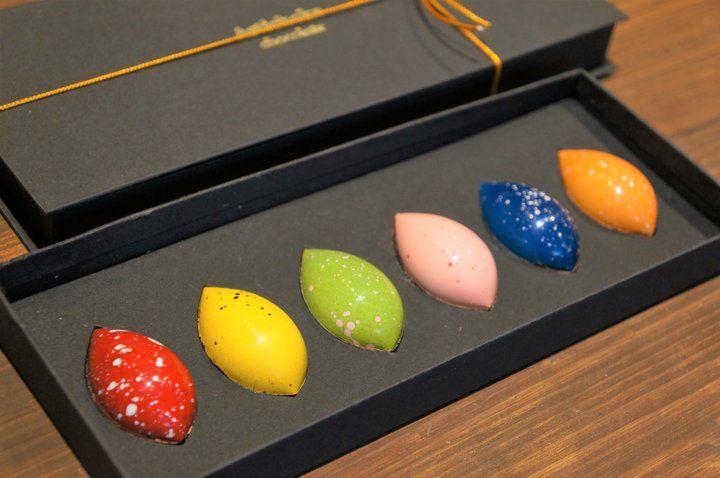 ギャラリーのような空間でアートのようなチョコを。清澄白河のアーティチョーク チョコレート (Artichoke chocolate)
