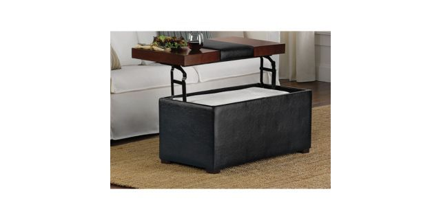 Lift Top Storage Ottoman Home Is Pinterest