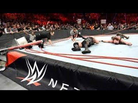 Latest WWE Fight: Big Show vs. Braun Strowman Raw 2017