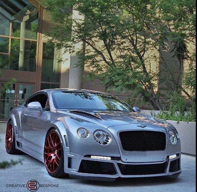 Gorgeous Custom Bentley: Custom Bentley Continental GT