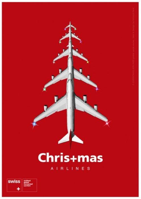 SWISS Christmas ad