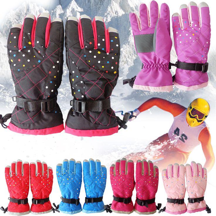 Outdoor Mountain Women Ski Gloves ᓂ Waterproof Winter Women's Skiing Gloves Windproof ▼  Warm Female GlovesOutdoor Mountain Women Ski Gloves Waterproof Winter Women's Skiing Gloves Windproof  Warm Female Gloves http://wappgame.com