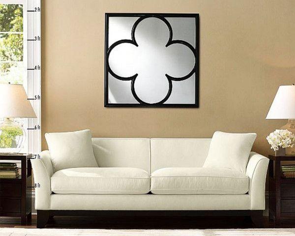 Mirror Wall Design Ideas 2014. Living Room ...