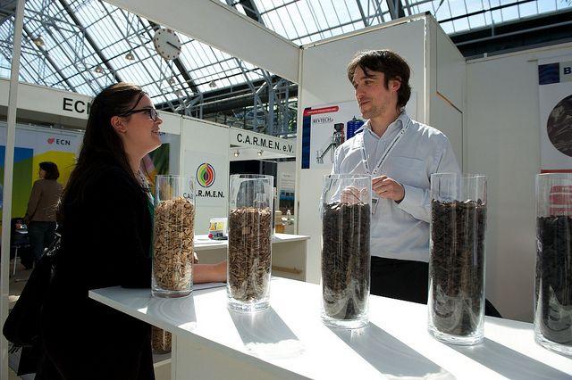 Pellets #biomass #conference #copenhagen