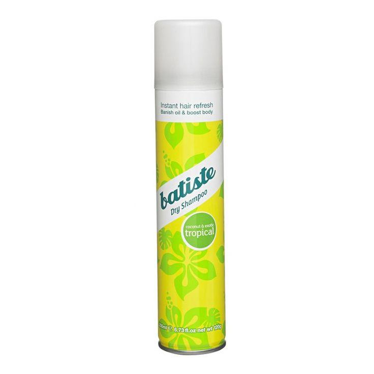 Tropical Dry Shampoo 200ml