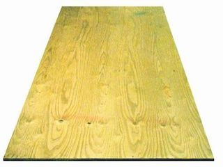 "5/8"" x 4' x 8' AC2® Pressure Treated AG CCX Plywood"