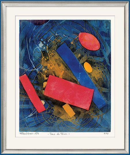 """Willibrord Haas: """"Tanz der Formen"""" (1994)http://www.kunsthaus-artes.de/de/014773.00/Bild-Tanz-der-Formen-1994/014773.00.html#cgid=t_geometrie&start=4"""