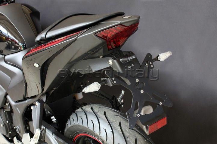 Portatarga Yamaha R3 2015