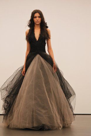 Ursula   layered purple tulle  long line vest which has eight  quot legs quot  or shirred with long sleeve top underneath