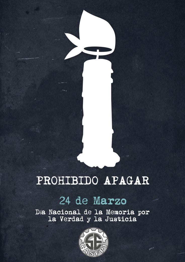 Efemérides del 24 de marzo, ver y leer en anibalfuente.blogspot.com.ar
