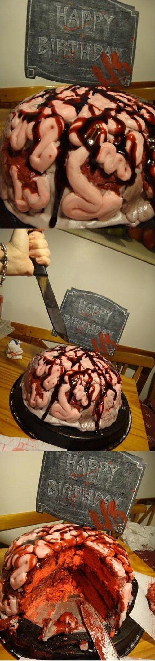 """""""Cake For Zombies"""""""