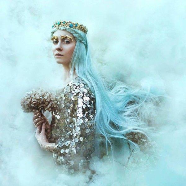 Nature and femininity, photography by Bella Kotak - ego-alterego.com