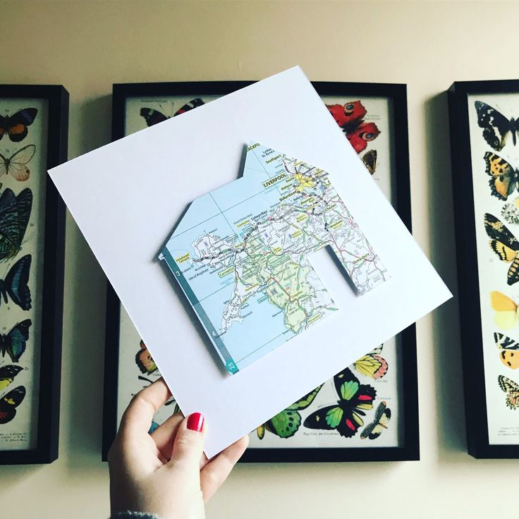 I'm making my way through your New Years orders. Here's one of my favourites from Christmas - Framed Home Map Paper Cutting featuring a map of North Wales 💚 #travel #gift #handmade #wedding #anniversary #engagement #studio #bespoke #personalised #home