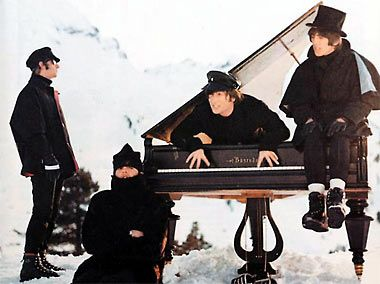 ♥♥Richard L. Starkey♥♥  ♥♥J. Paul McCartney♥♥  ♥♥John W. O. Lennon♥♥  ♥♥♥♥George H. Harrison♥♥♥♥