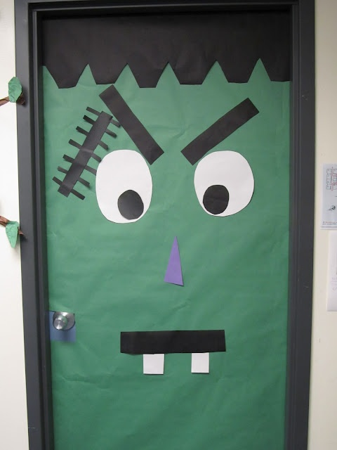 Halloween Classroom Door Decor : Best images about classroom door decorations on pinterest