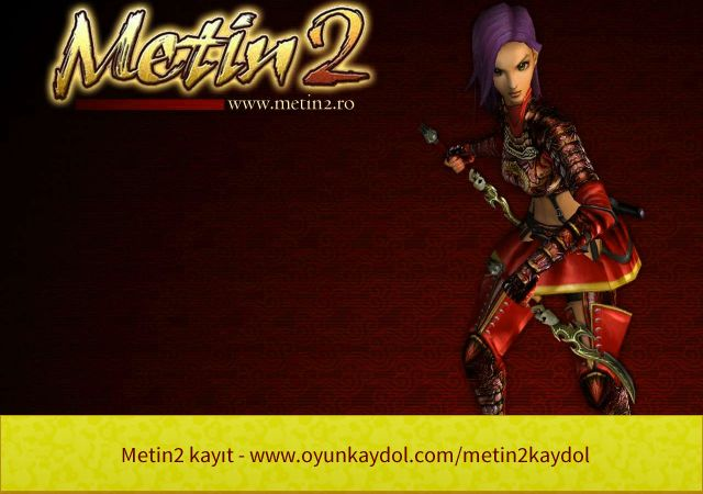 Metin2 kaydol - http://www.oyunkaydol.com/metin2kaydol