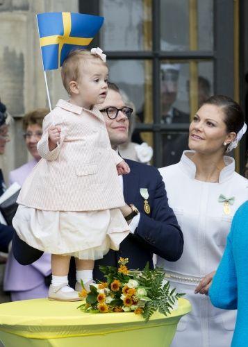 Princess Estelle of Sweden 9/15/2013