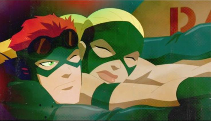 spitfire wally and artemis young justice