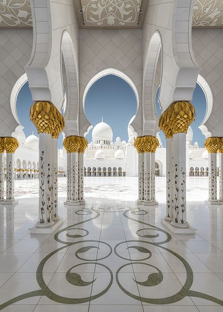 Sheikh Zayed Grand Mosque | Abu Dhabi