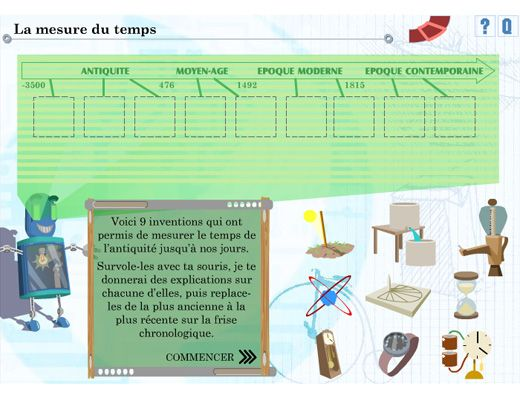 Histoires d'inventions. http://education.francetv.fr/activite-interactive/histoires-d-inventions-o13347