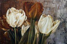 Линда Томпсон, художник, картины на белых рок-Галерея