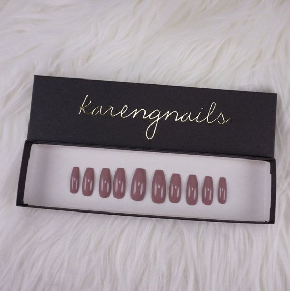 Solid Color Nails. Available in any color. Available in glossy or matte finish please specify in the note to seller section. Available in any shape: Oval, Short Square, Almond, Square, Stiletto, Coffin, Long Oval, Long Square, Long Stiletto, or Long Coffin. Available in all sizes, choose from: •Full Nail Set (20 nails) includes all sizes from (0-9). •10 Nail Set from the following sizes: Sizes: XS, S, M, L XS = 3 (THUMB), 6 (INDEX), 5 (MIDDLE), 7 (RING), 9 (PINKY) S= 2 (THUMB), 5 ...
