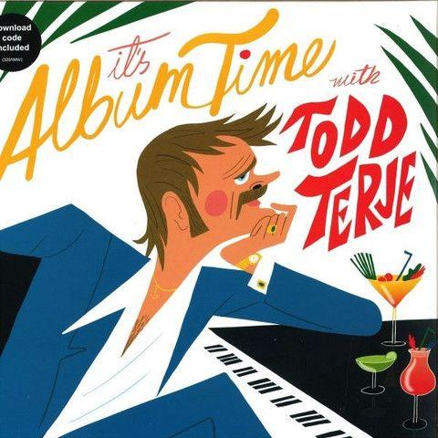 Todd Terje It's Album Time Vinyl Double LP