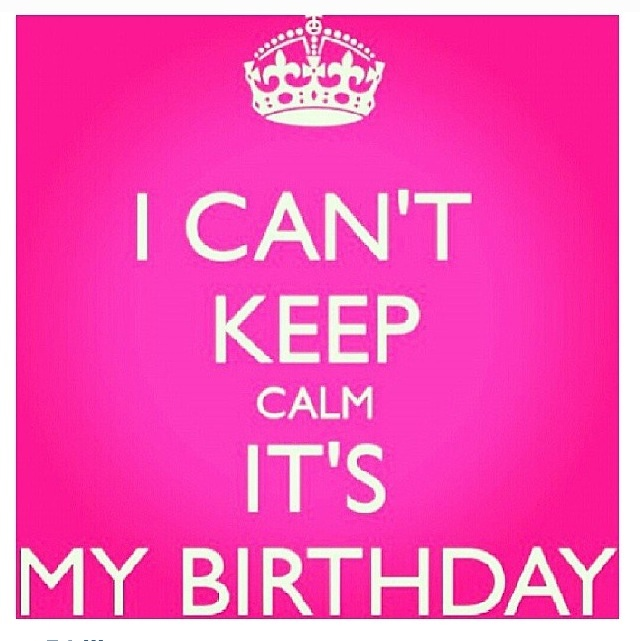 Rebekah S Remarks Officially Old A K A I Had A Birthday Today