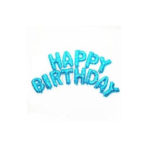 Happy Birthday Folyo Balon Mavi - 32.90 ₺