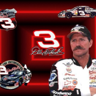 Dale Earnhardt The Intimidator