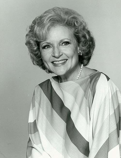Betty White - People who #Inpsire