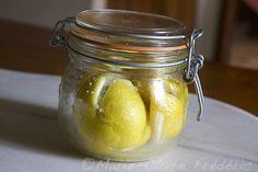 Comment faire des citrons lacto-fermentés                              …