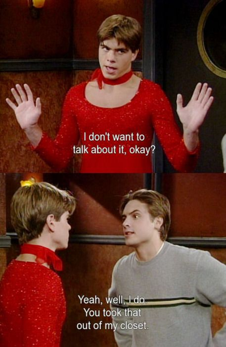 Boy Meets World =]